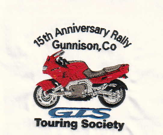 North american gts rally 2008 for Lands end logo shirts
